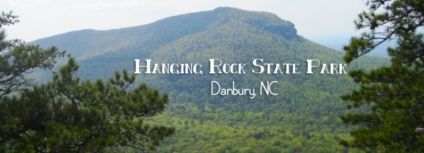 Hiking Hanging Rock, North Carolina