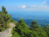 Bagging Calloway Peak on the Daniel Boone ScoutTrail